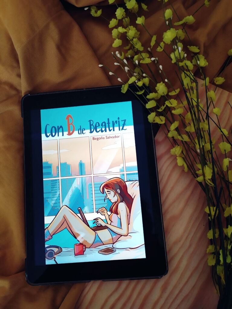 Con B de Beatriz, novela de Begoña Salvador.