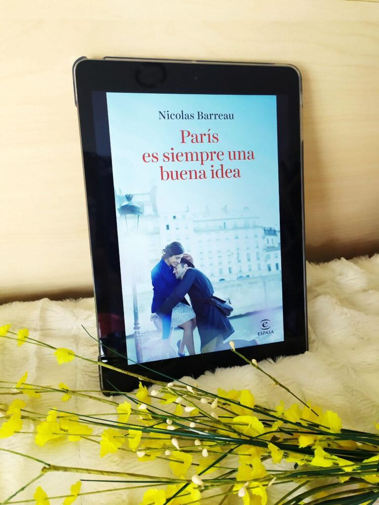 París es siempre una buena idea es una novela de Nicolas Barreau publicada por la editorial Espasa.