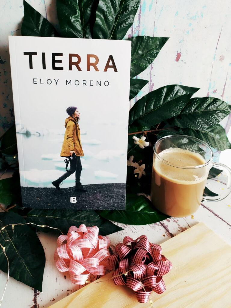 Tierra la novela mas sorprendente de Eloy Moreno.