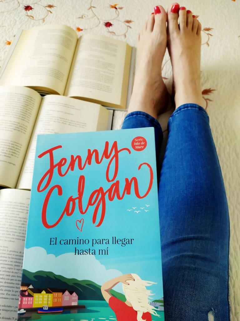 El camino para llegar hasta mí de Jenny Colgan.
