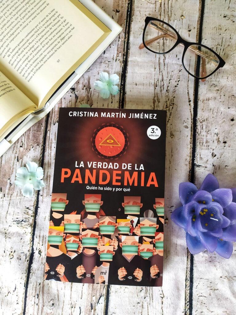La verdad de la pandemia de Cristina Martín Jiménez