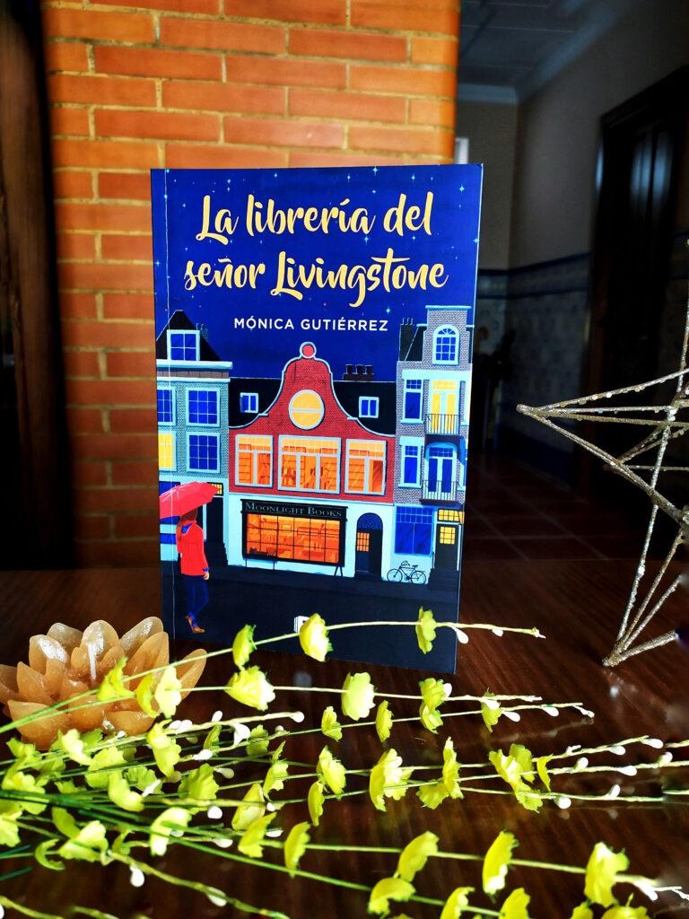 La librería del Señor Livingstone de Mónica Gutiérrez.