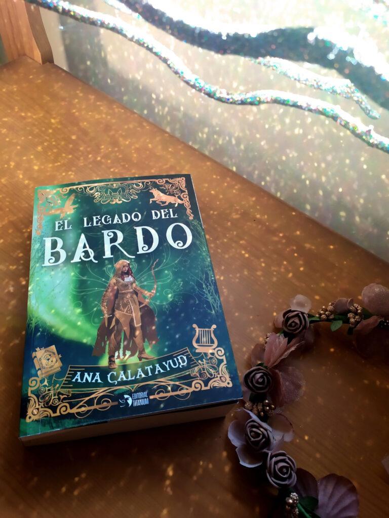 El legao del Bardo de Ana Calatayud.