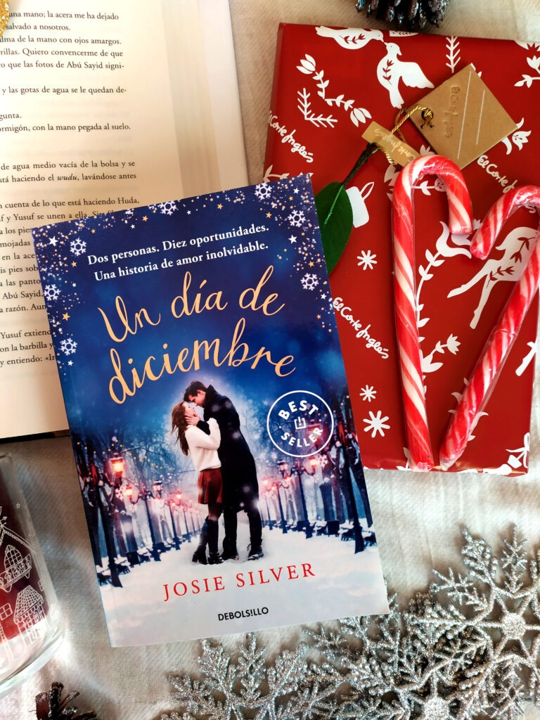 Un día de diciembre de Josie Silver.