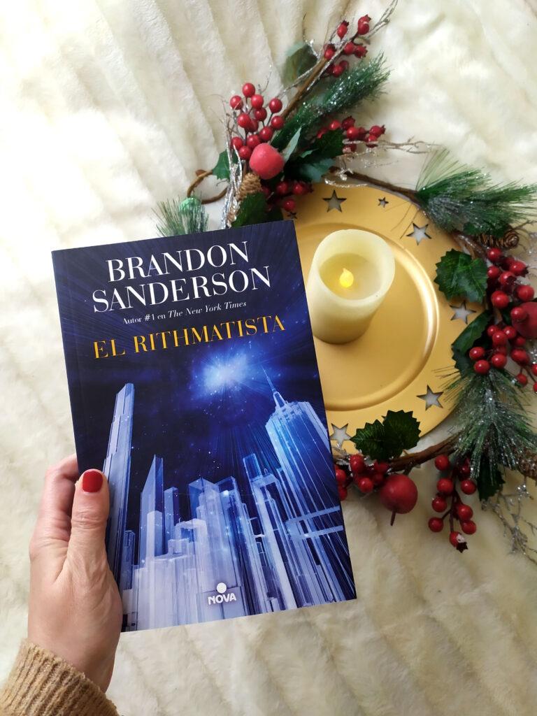 ElRithmatista de Brandon Sanderson