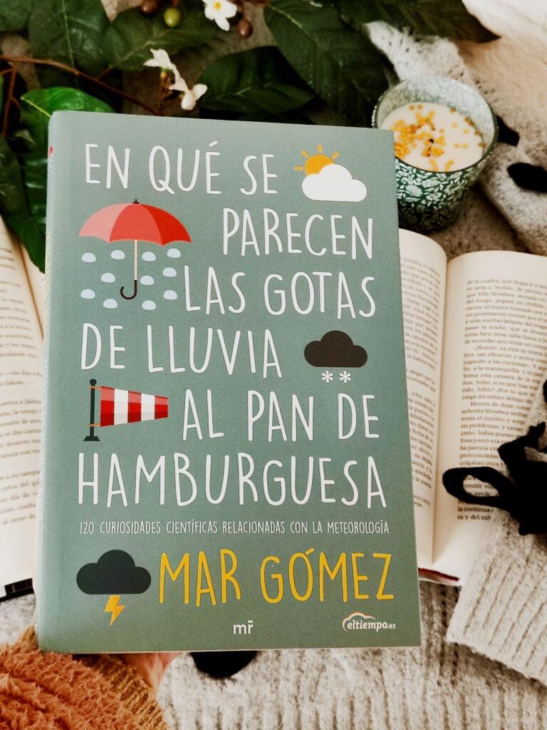 En que se parecen las gotas de lluvia al pan de hamburguesa por Mar Gómez.