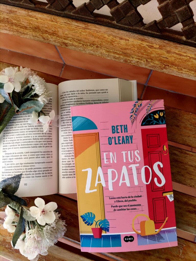 En tus zapatos una novela de Beth O´Leary.