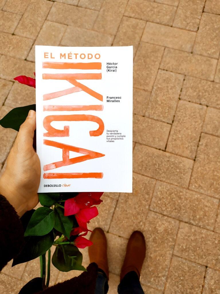 El método Ikigai por Francesc Miralles y Héctor García.