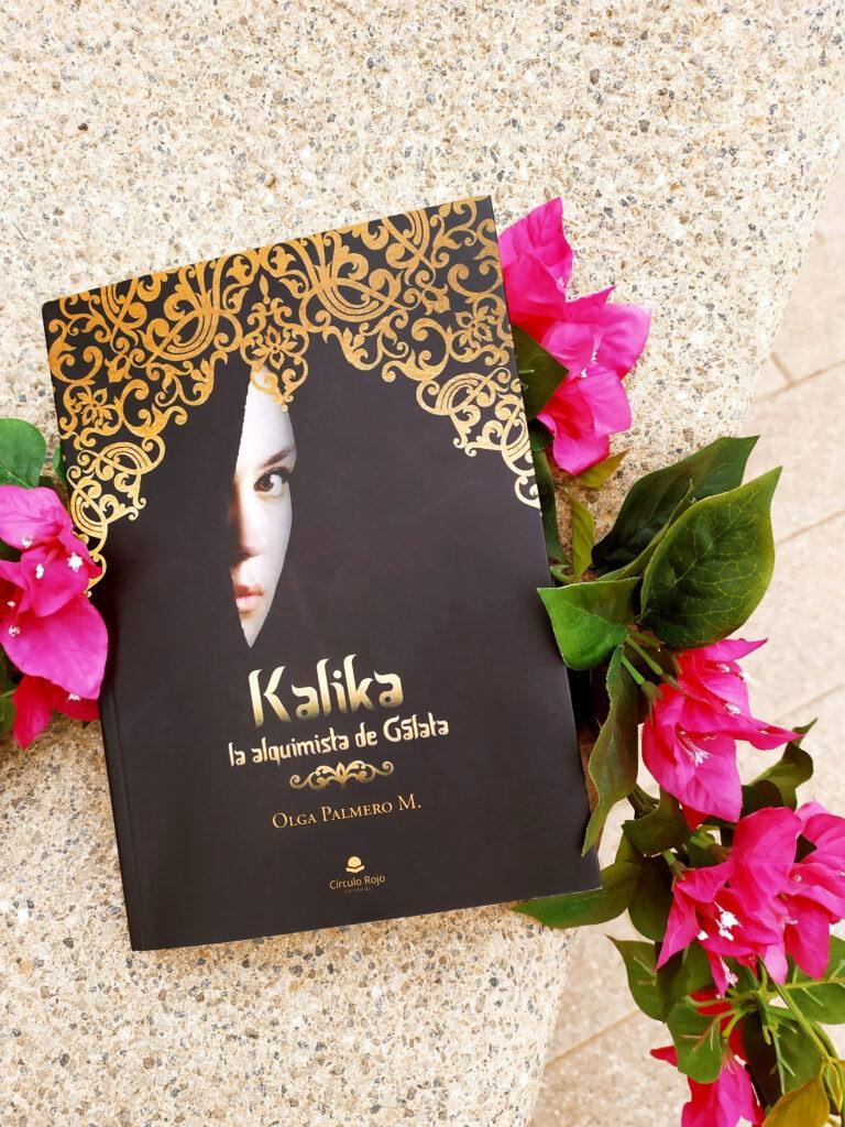 Kalika la alquimista de Gálata por Olga Palmero.
