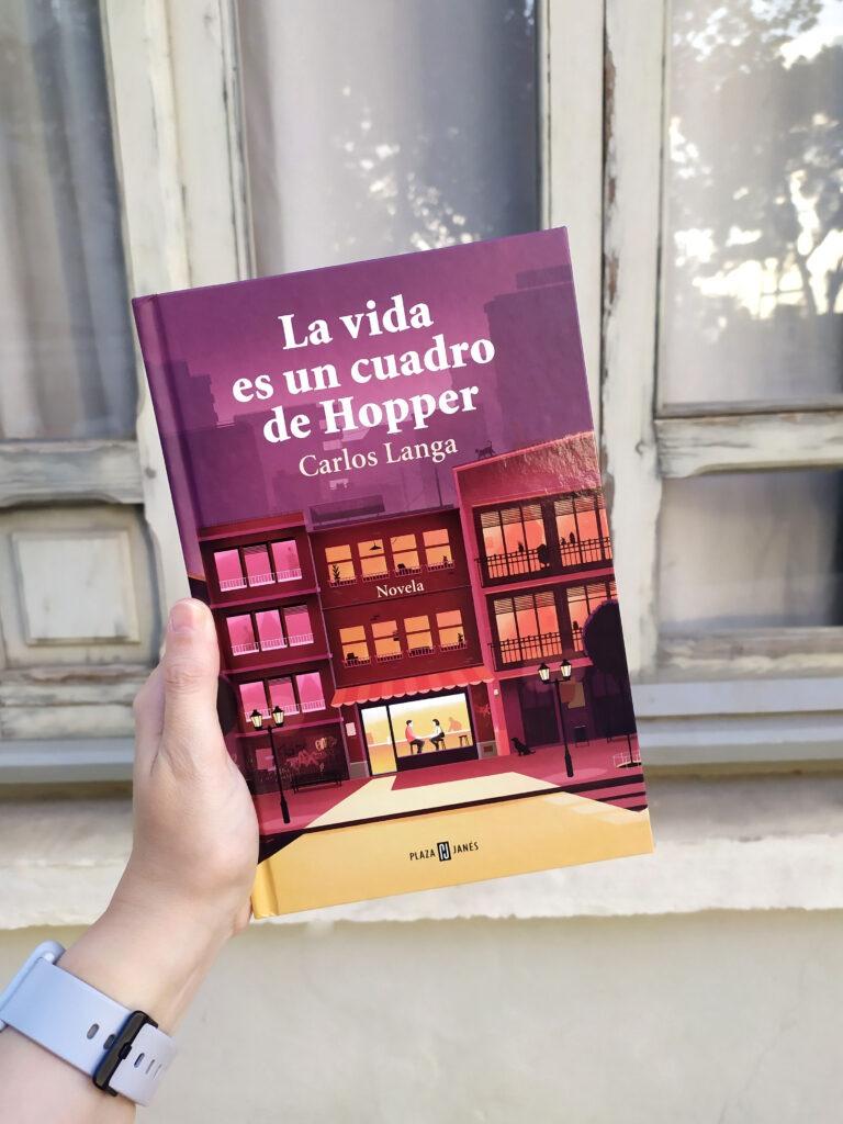 La vida es un cuadro de Hopper por Carlos Langa.