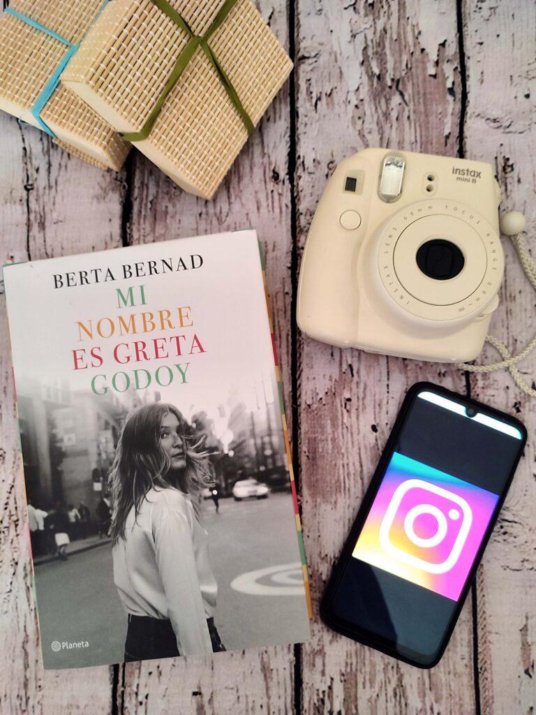 Mi nombre es Greta Godoy por Berta Bernad.